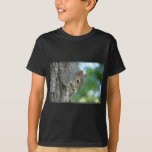 Squirrel Hanging in A Tree T-Shirt