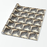 Sweet Donkey Wrapping Paper