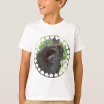 Tree Climbing Sloth Kid's T-Shirt