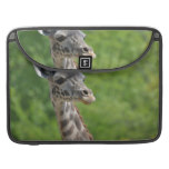 Wild Giraffe MacBook Pro Sleeve