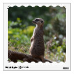 Wild Meerkat Wall Sticker
