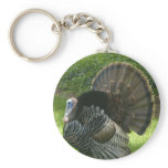 Wild Turkey Keychain
