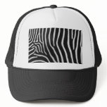 zebra-9 trucker hat