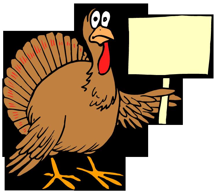 funny turkey clipart free - photo #23